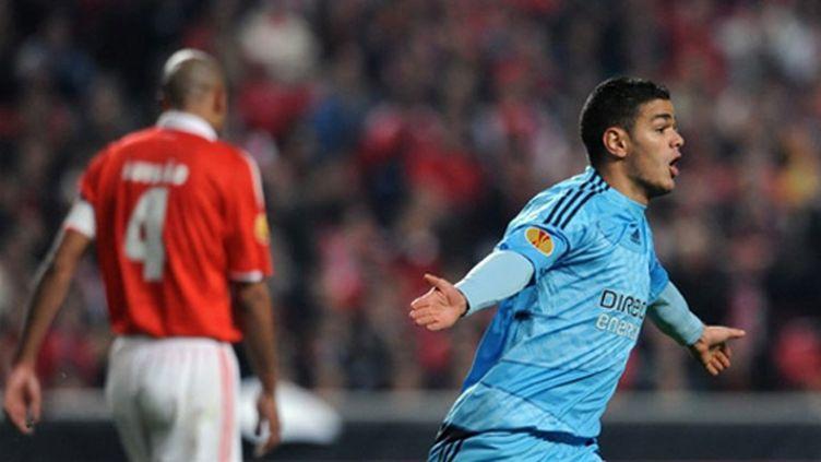 Hatem Ben Arfa revêtira, cette saison, les couleurs de Newcastle. (FRANCISCO LEONG / AFP)