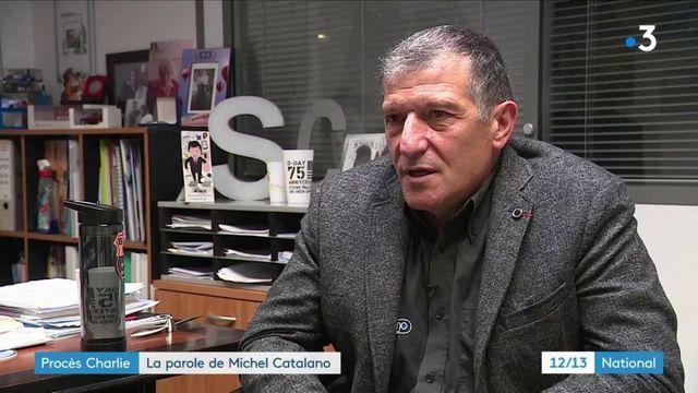 Procès Charlie Hebdo : Michel Catalano revient sur sa prise d'otage