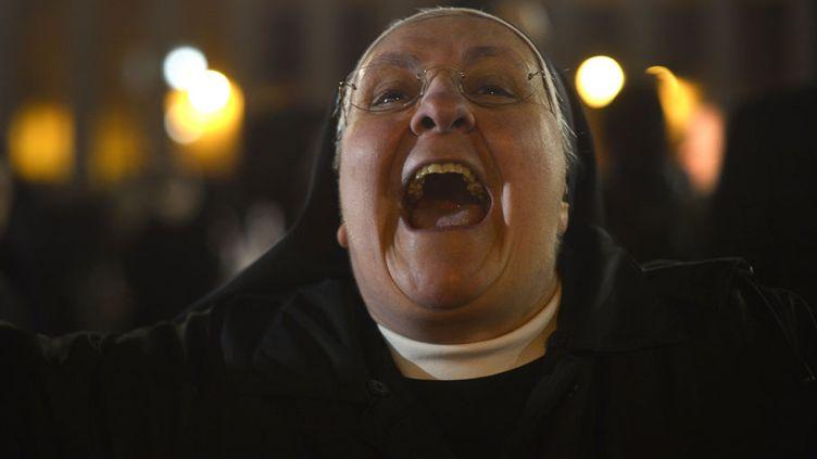 Place Saint-Pierre (Vatican). (GABRIEL BOUYS / AFP)