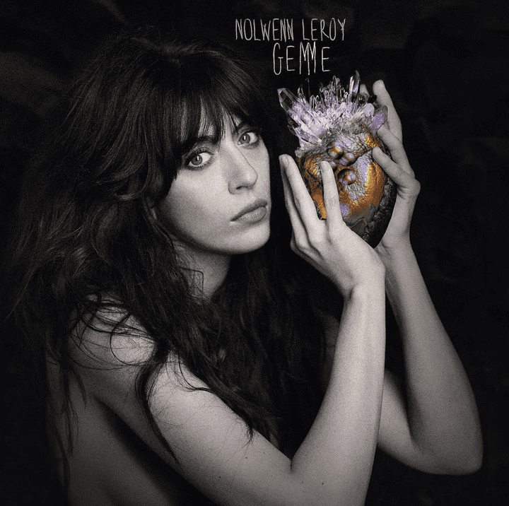 """La pochette de l'album """"Gemme""""  (DR)"""