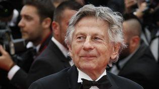 Roman Polanski à Cannes en 2014  (VALERY HACHE / AFP)