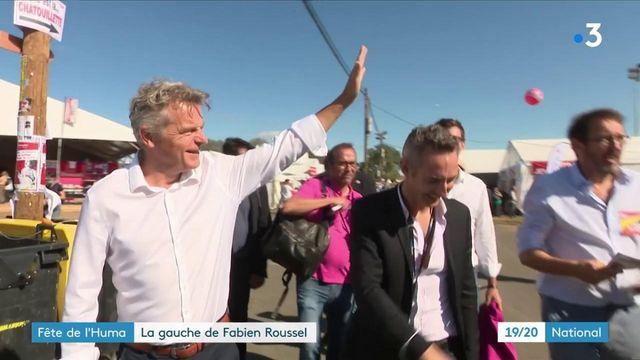 Présidentielle 2022 : le candidat communiste Fabien Roussel à la conquête de la gauche