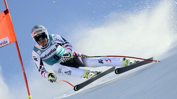 Matthias Mayer (FABRICE COFFRINI / AFP)