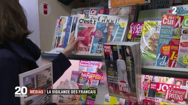 """Les Français restent vigilants envers les médias, mais jugent les journalistes """"utiles"""" à 91%"""