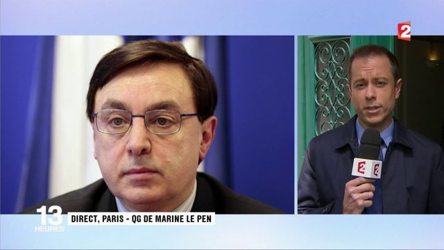 Front national : rattrapé par ses déclarations négationnistes, Jean-François Jalkh a été remplacé par Steeve Briois