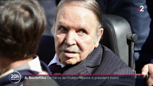 Abdelaziz Bouteflika : de héros de l'indépendance à président honni