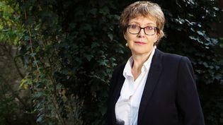 La romancière Gaëlle Josse (LOUISE OLIGNY)