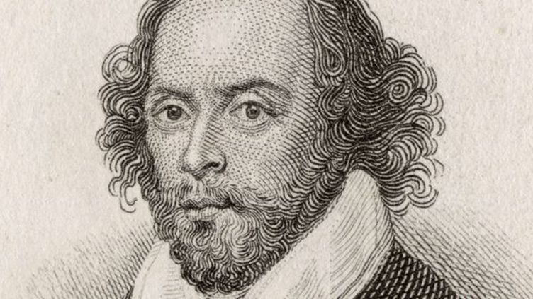 William Shakespeare (1564-1616), poète et dramaturge anglais.  (Visual & Written/SUPERSTOCK/SIPA)