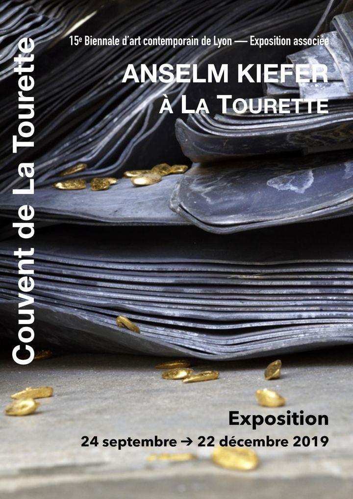 Anselm Kiefer expose au couvent de la Tourette (octobre 2019) (Anselm Kiefer)