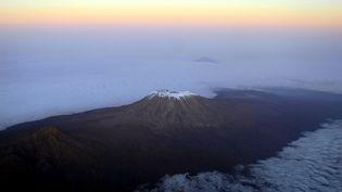 Le Kilimandjaro, en Tanzanie, le 7 juillet 2007. (DROLC GERARD / MAXPPP)
