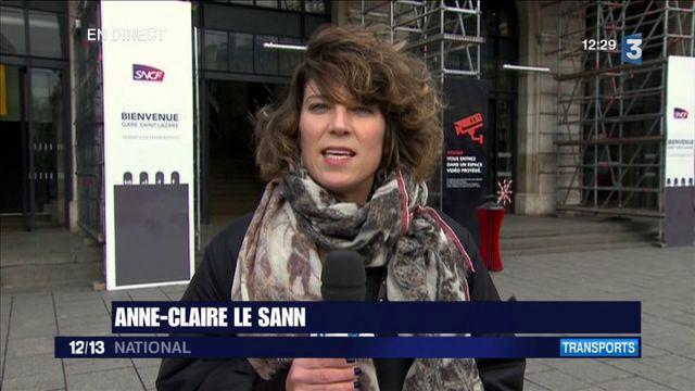 Nouvelle panne dans une gare, Saint-Lazare bloquée