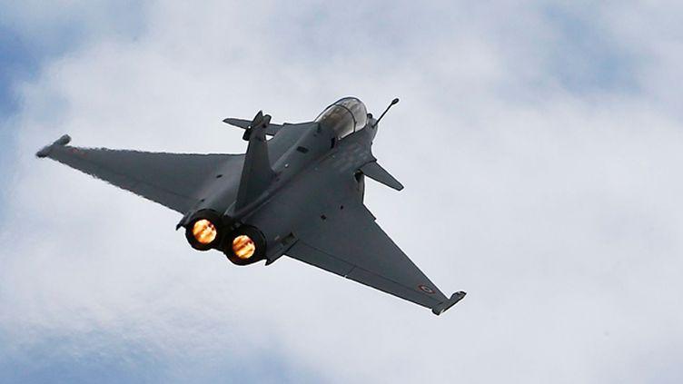 (Six appareils, dont cinq Rafale, de l'armée française ont bombardé et détruit en totalité dimanche matin un camp d'entraînement de Daech proche de Deir ez-Zor, dans l'est de la Syrie, a déclaré François Hollande. Photo d'illustration ©  Maxppp)