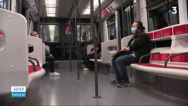 Lyon : les transports en commun anormalement vides