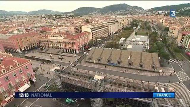 Un carnaval de Nice placé sous haute sécurité