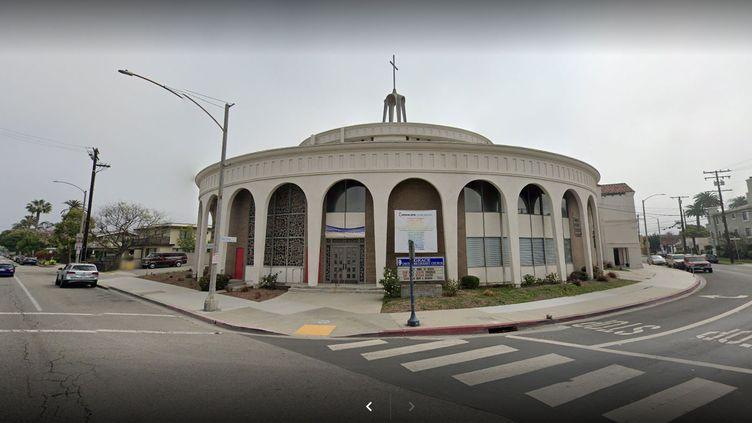 L'église méthodiste Grace United de Long Beach, en Californie. (GOOGLE STREET VIEW)