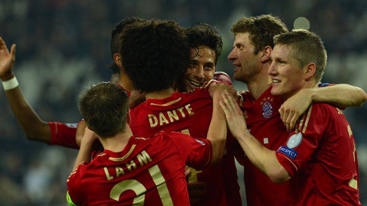 Le Bayern Munich festoie