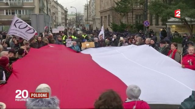 Pologne : le pays au ban de l'Europe ?