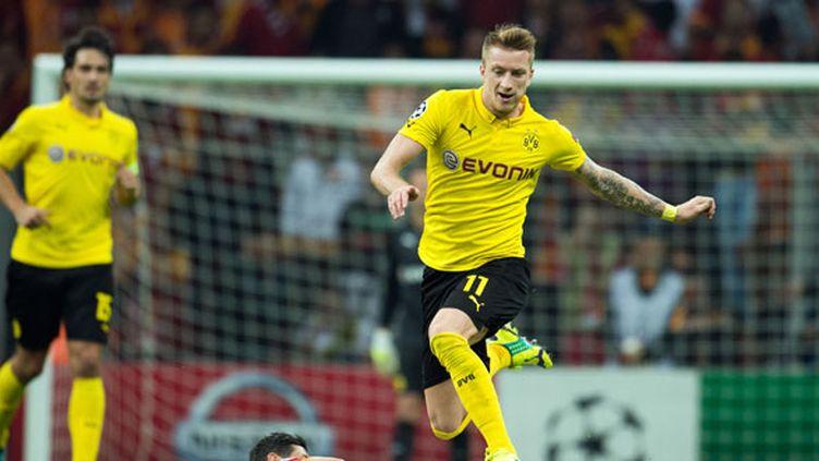 Le milieu de terrain du Borussia Dortmund, Marco Reus