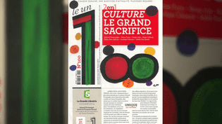 Le 100e numéro de Un  (France 3 / Culturebox)