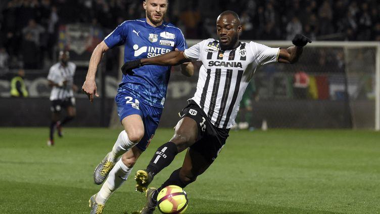 Stéphane Bahoken (SEBASTIEN SALOM-GOMIS / AFP)