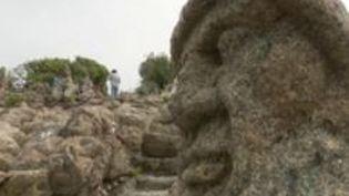Rochers sculptés (France 3)