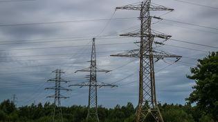 La CGT de RTE a revendiqué des coupures d'électricité volontaires en Gironde et à Lyon, le 17 décembre 2019. (Photo d'illustration) (MICHAL FLUDRA / NURPHOTO / AFP)