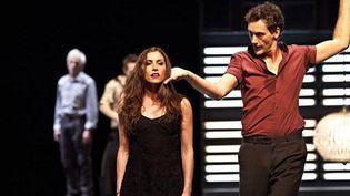 "Olivia Ruiz danse ""Volver"" chorégraphie Jean-Claude Gallotta  (Jean-Louis Fernandez )"
