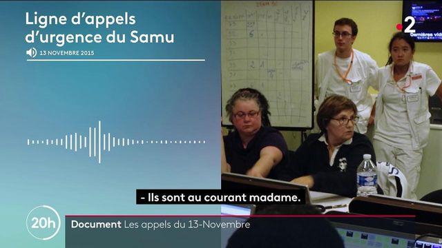 Attentat du 13-Novembre : les appels au Samu passés ce soir-là dévoilés
