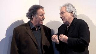 Daniel Russo et Pierre Arditi sur les planches du théâtre Antoine  (France 3 culturebox)