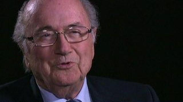 FIFA : Sepp Blatter règle ses comptes
