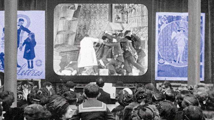 """""""Enfin le cinéma ! Arts, images et spectacles en France (1833-1907)"""", la nouvelle exposition temporaire du musée d'Orsay (Musée d'Orsay)"""