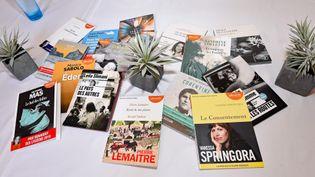 Le Livre sur la place, à Nancy, va décerner cette année un nouveau prix, le prix Gingko du livre audio (CEDRIC JACQUOT / PHOTOPQR / L'EST REPUBLICAIN / MAXPPP)