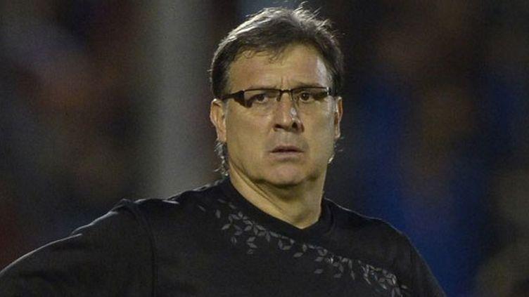 Gerardo Martino, futur entraîneur du FC Barcelone