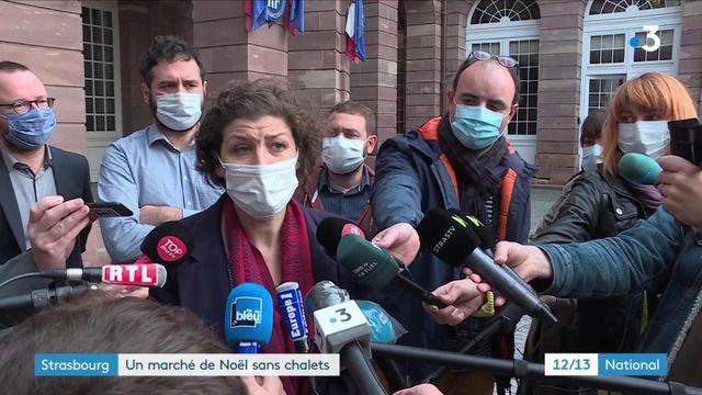 Strasbourg : le marché de Noël annulé à cause du coronavirus