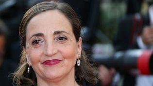 Dominique Blanc au Festival de Cannes 2014.  (LOIC VENANCE / AFP)