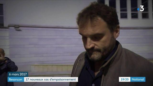 Besançon : 17 nouveaux cas d'empoisonnement