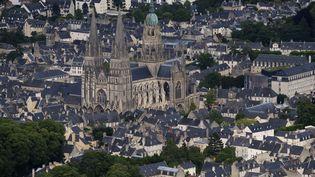 La cathédrale de Bayeux racontée dans un livre de quatre kilos (JOEL SAGET / AFP)