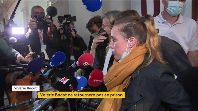"""Valérie Bacot : """"vidée mentalement et physiquement"""", assure-t-elle à sa sortie du tribunal"""
