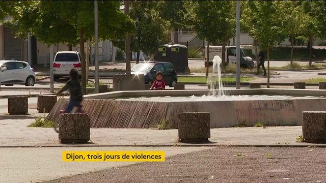 Dijon : après des jours de violences, le calme est revenu