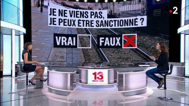 A-t-on le droit de ne pas aller travailler à cause de la grève à la SNCF ?