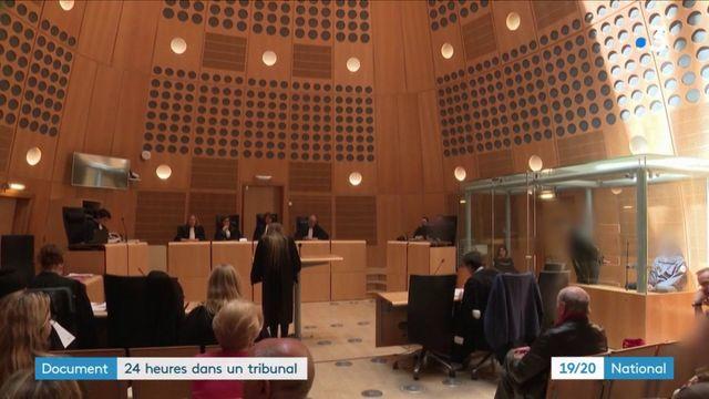 Justice : en comparution immédiate au tribunal de Bordeaux