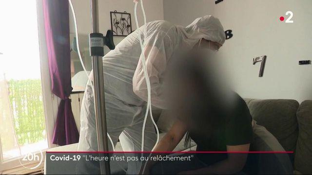 """Covid-19 : """"L'heure n'est pas au relâchement"""" pour Olivier Véran"""