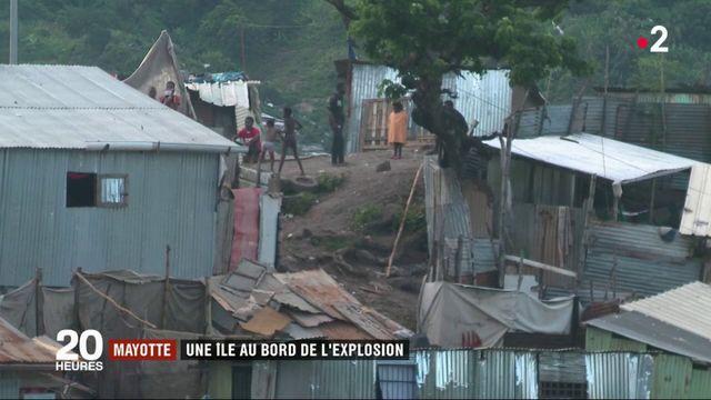 Mayotte : une île au bord de l'implosion