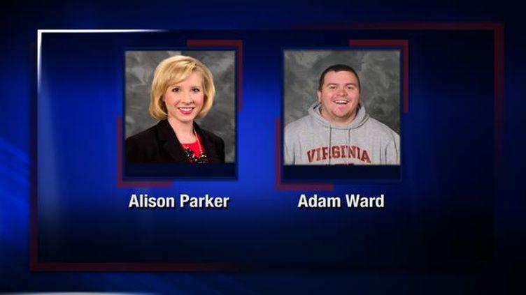 La chaîne de télévision WDBJ7 a rendu hommage, mercredi 26 août 2015, à ses deux journalistes tués. (WDBJ7)