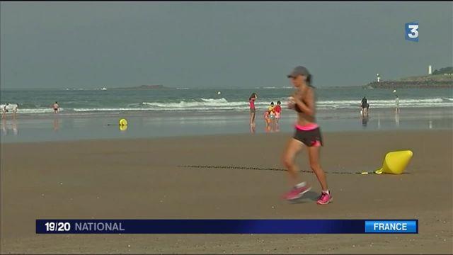 Sécurité : des CRS armés pour surveiller les plages