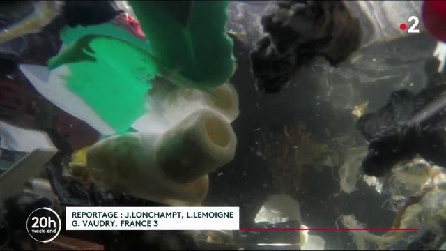 Environnement : les fleuves européens pollués par le plastique