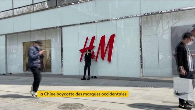 Economie : la Chine boycotte plusieurs multinationales du prêt à porter après leur engagement en faveur des Ouïghours