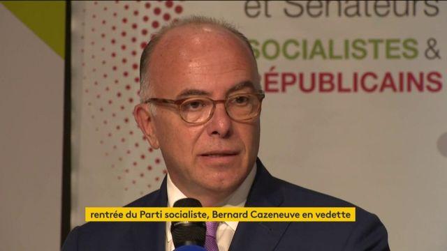 Rentrée du Parti socialiste : Cazenevue candidat à la présidentielle ?