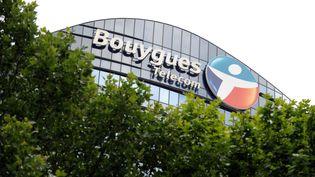 Le siège de Bouygues Telecom, le 23 juin 2015, à Issy-les-Moulineaux (Hauts-de-Seine). (ERIC PIERMONT / AFP)