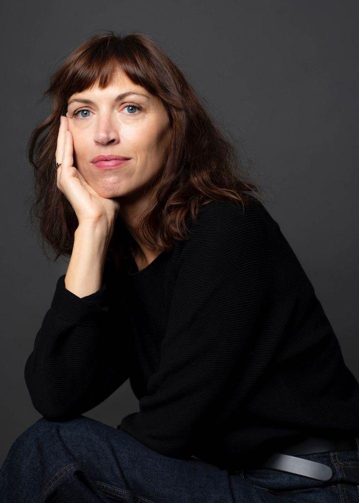 Vanessa Springora (photo DR / Jean-François Paga / Grasset)